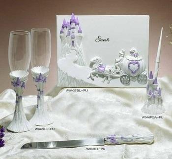 Majestic Lilac Cinderella Set