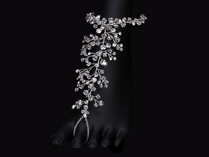 BRIDAL FOOT JEWELRY