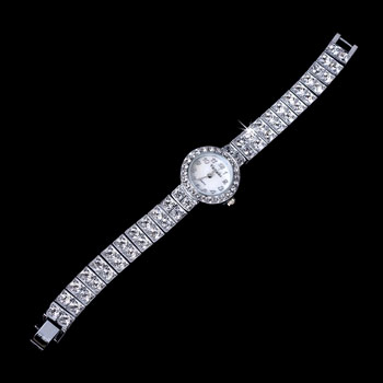 STERLING SILVER PLATED WATCH