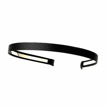 Black Headband Headpiece