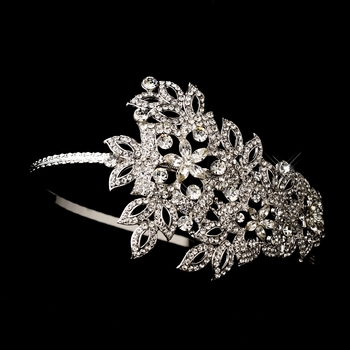 Antique Silver Headpiece