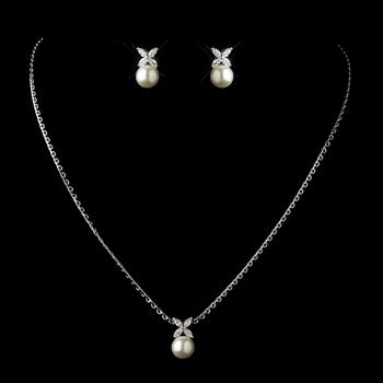 DW Pearl Necklace Set