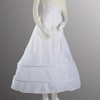 Hoop Drawstring Petticoat
