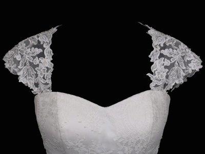 BRIDAL SHOULDER STRAPS