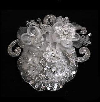 Distinctive Elegance Bridal Hat