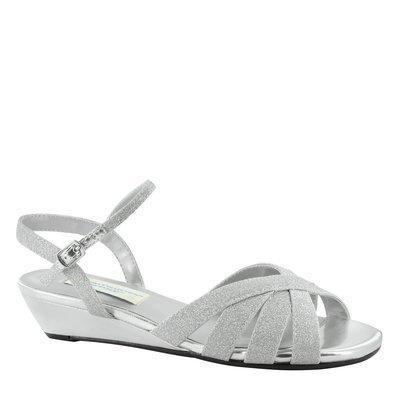 'Emma' Silver Glitter*