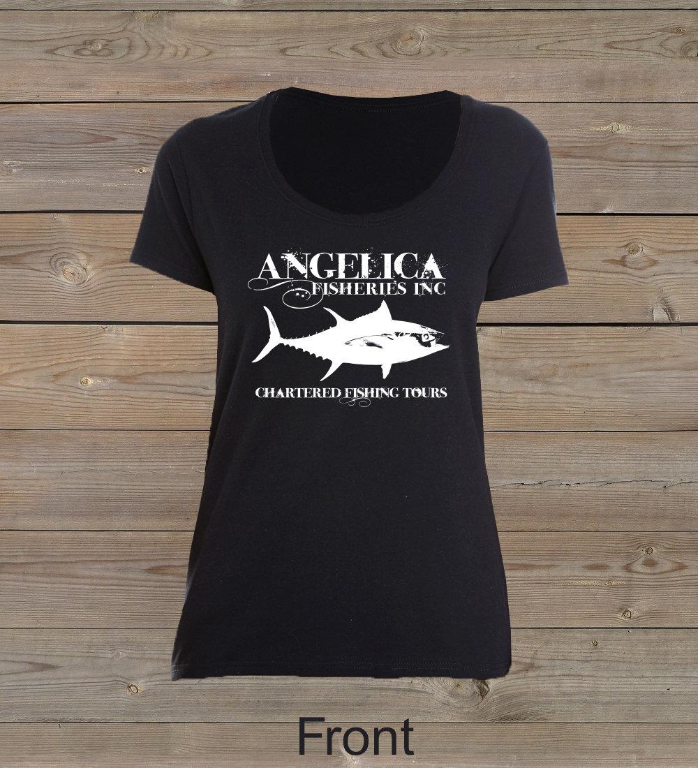 Ladies Scoop Neck T-Shirt