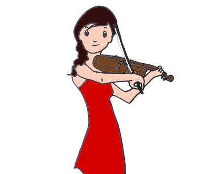 Violon cours individuel 45 min à 2