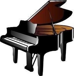 Musique initiation au piano (6-7 ans) mercredi 14h-15h