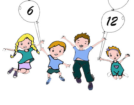 Club Loisir 6 à 11 ans Mercredi Matin (à partir de 8h30)
