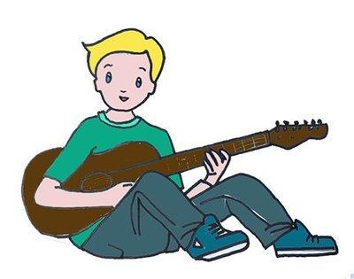Guitare cours à 2 - 45 min