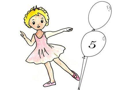 Initiation à la danse à partir de 5 ans Mercredi 14h -14h45