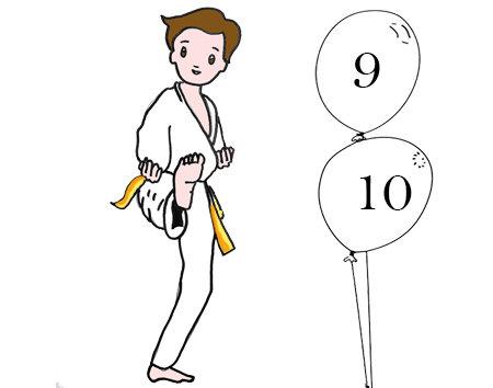Judo 11-14 ans Lundi 18h30 -19h30