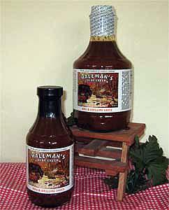 Warm & Tangy BBQ Sauce 40.8 oz