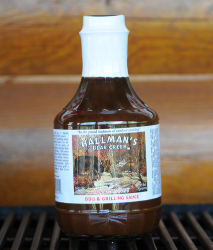 Hot & Tangy BBQ Sauce 40.8 oz