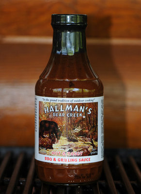 Hot & Tangy BBQ Sauce 19.8 oz