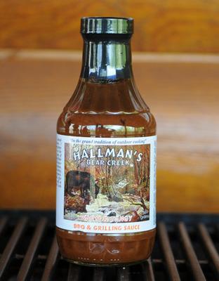 Warm & Tangy BBQ Sauce 19.8 oz