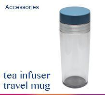 Tea Infuser Travel Mug
