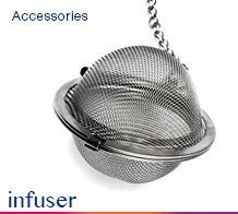 Tea Infuser Ball - 3 inch 00005
