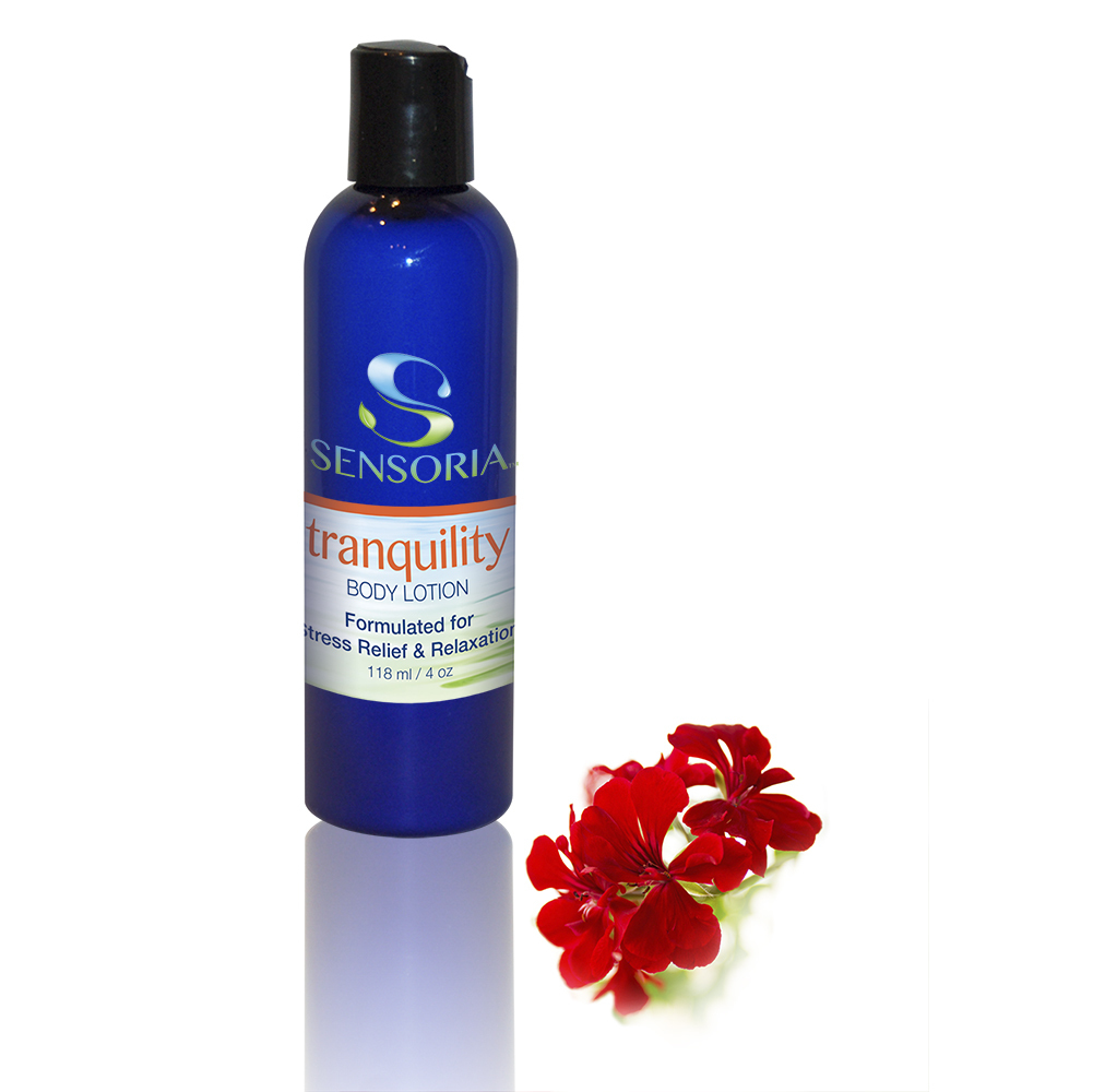 Tranquility Body Lotion for Calm and Relaxation 00029