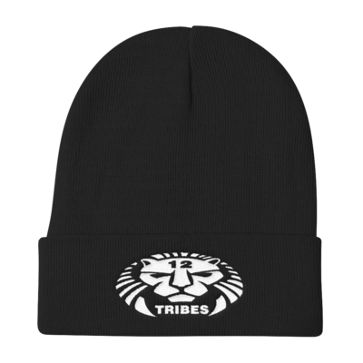 12 TRIBES LION LOGO EMBROIDERED SKULLY