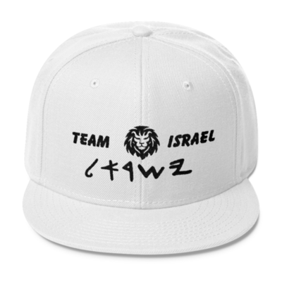 TEAM ISRAEL HAT