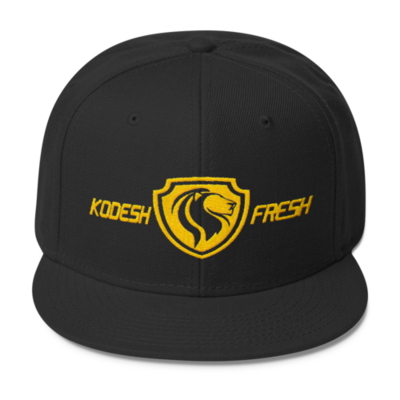 KODESH FRESH LION LOGO HAT