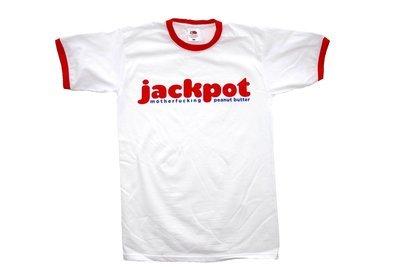 JMPB ringer T shirt