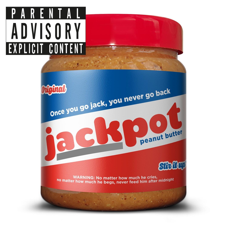 Jackpot motherfucking peanut butter (scratch-off)