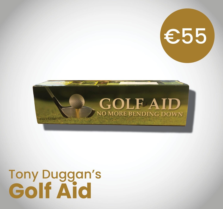 Golf Aid by Tony Duggan