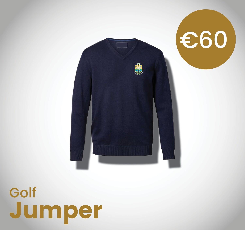 Golf Jumper - SALE