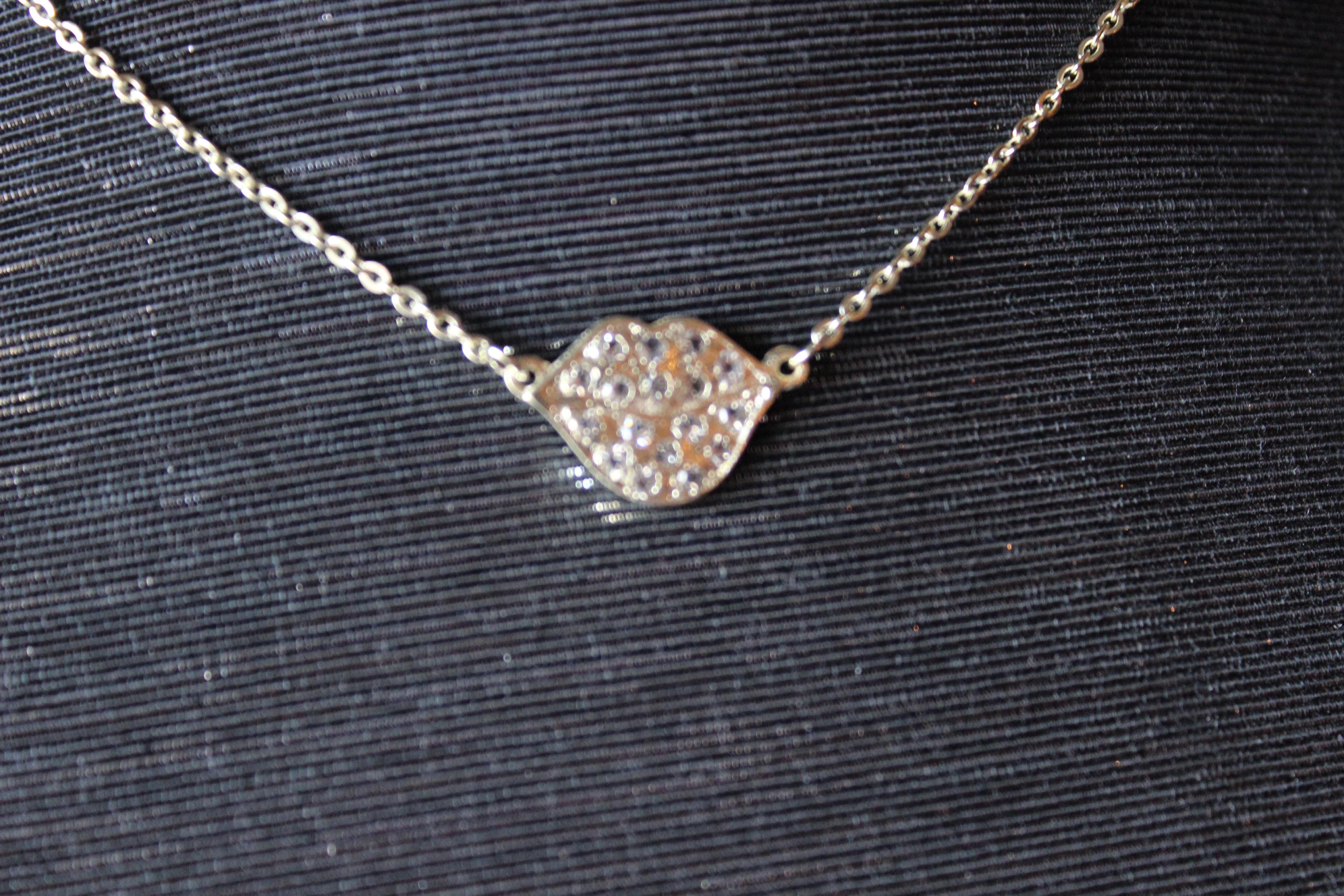 Sheila Fajl Lisa's Necklace