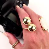 Sheila Fajl Bubbles & Bubbles Ring