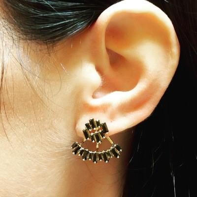 Sheila Fajl Baguette Ear Jacket