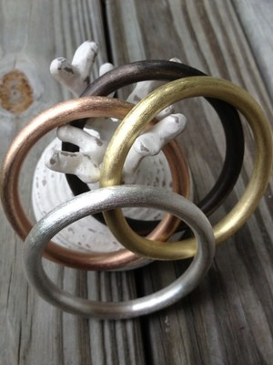 Sheila Fajl Everybody's Favorite Bangle Brushed