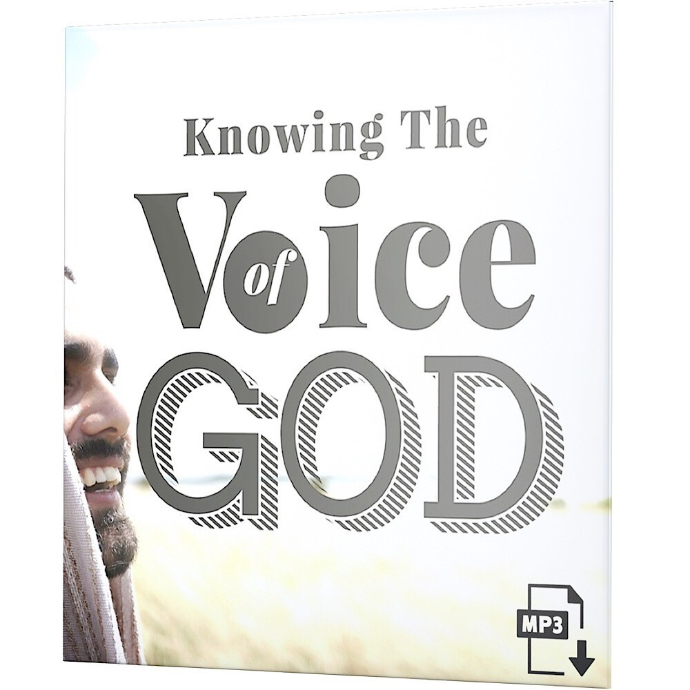 Knowing the Voice of God - Mp3