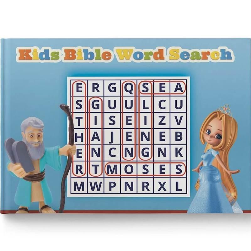 Kids Bible Word Search