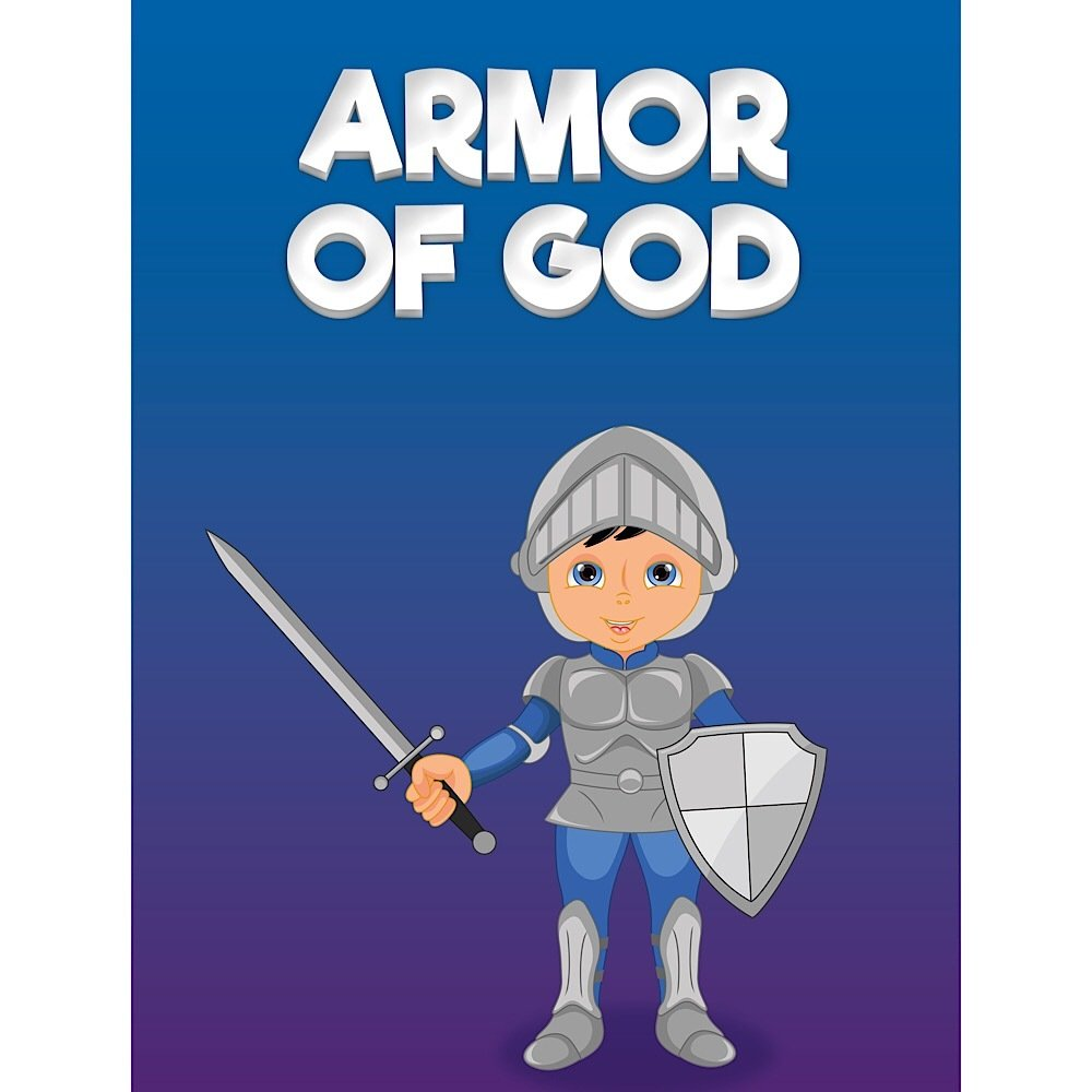Armor of God - Poster