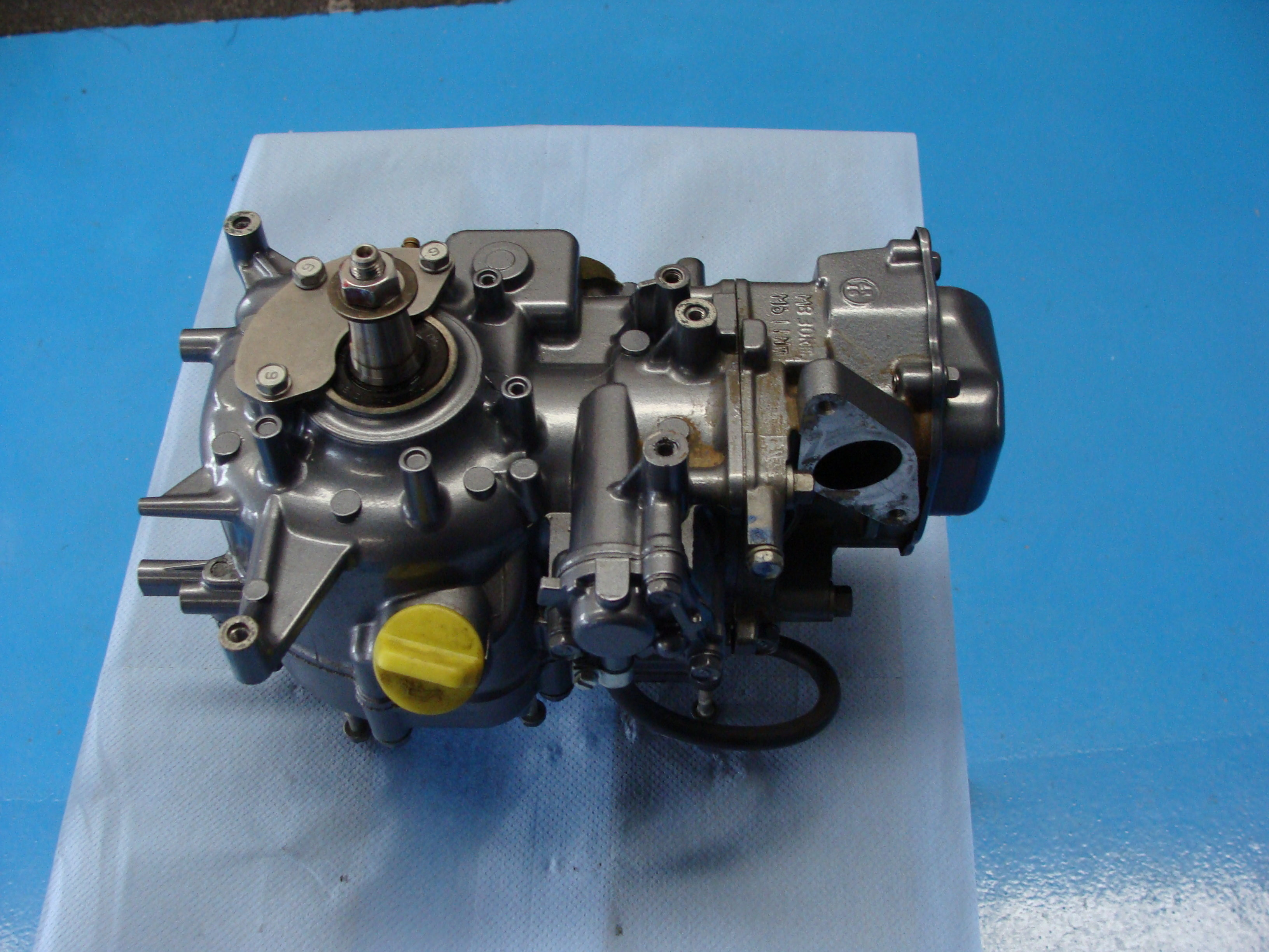 motorblok Yamaha F4 00011