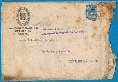 NEDERLAND brief 1930 Den Haag