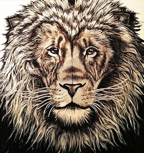 Originals ( image showing Lion Juda)