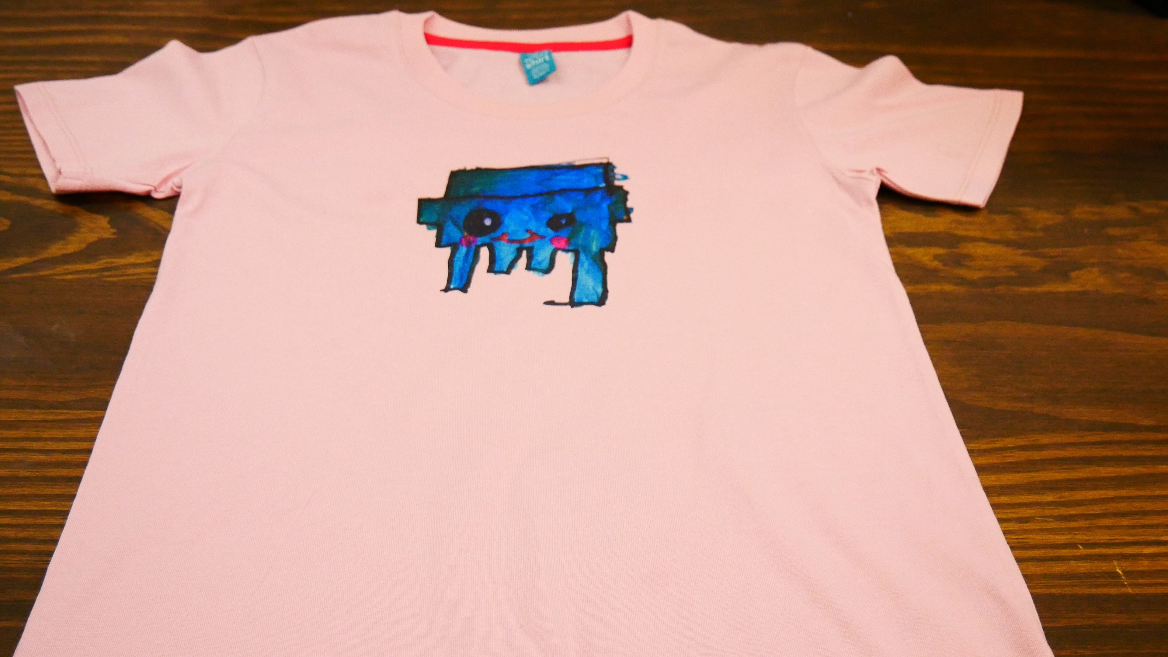 Tentelian Kinder T-Shirt 00008