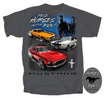 "Mustang ""These Horses Gotta Run!"""
