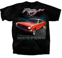 Mustang Street Scene