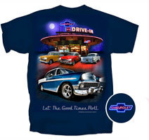 "Chevrolet Nightime Drive In ""Let the Good Times Roll"""