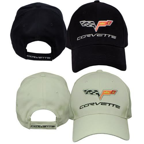 C6 Corvette Cap (Bone)