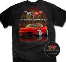 "Corvette C6 ""Flame"""
