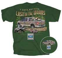 "Ford Trucks ""Lost in the Woods"""