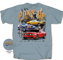 """Mustang """"Pony Up"""""""