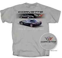 """C5 Corvette """"Setting the Standard for Performance"""""""
